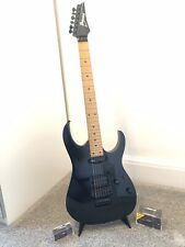 One Off Rare 1991 Black Ibanez RG565 Electric Guitar (see description)