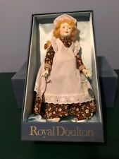 Royal Doulton Doll. Excellent Condition. Original Packaging.