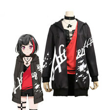 BanG Dream Afterglow second key visual Mitake Ran Cosplay costume Kostüme set