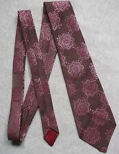 Vintage Tie Mens Necktie Retro PSYCHEDELIC BURTON