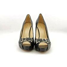Nine West Peep Toes 100% Leather Heels for Women