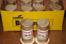 Box Of 10 New 50 Amp Cooper Bussmann T-Tron JJS-50 Class T Fast Acting Fuse