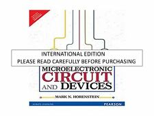 Microelectronic Circuit and Devices ,2e by Horenstein