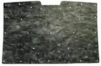 1981-87 CHEVY/GMC FULL SIZE PICK UP  & BLAZER HOOD INSULATION KIT INCLUDES CLIPS