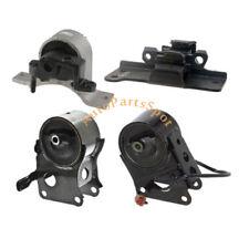 Engine Motor & Auto Trans Mount 4PCS For 04-06 Nissan Maxima 3.5L w/ Sensor G262