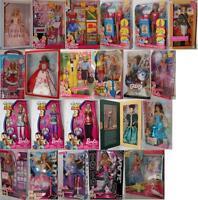 barbie-puppe-mattel-aussuchen: COLLECTOR, I Can Be Toy Story, anniversaire ken