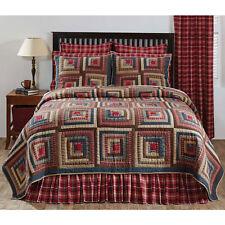 Braxton Luxury California King Patchwork Quilt by Vhc Brands