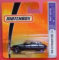 MATCHBOX 2008    ´68 CITROEN DS   M5333   NEU&OVP
