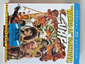 UHF 1989 Shout Factory 25th ANNIVERSARY Edi. Region A Blu Ray Weird Al Yankovic