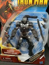 Marvel Legends 2010 Iron Man 2 War Machine