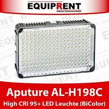 Aputure Amaran AL-H198C High CRI 95+ BiColor LED Akkuleuchte für DSLR (EQM40)