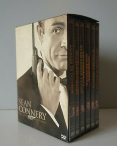 SEAN CONNERY 007 The Best Collection Confanetto DVD