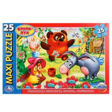 Russian Winnie-the-Pooh Maxi Jigsaw Puzzle 25 Elements