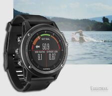 New Garmin Fenix 3 HR Men Fashion Sports Waterproof Fitness Running GPS Watch