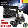 360° 110W 9012 Voiture LED Ampoules Phare Feux Lampes Kit 30000LM Xénon 6000K