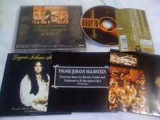 YNGWIE J. MALMSTEEN / concerto suite /JAPAN LTD CD OBI