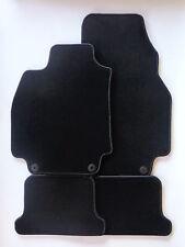 Nadelfilz Fußmatten für Renault Megane II Cabrio ab 2003-2009 schwarz