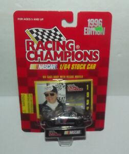 MOC NASCAR RACING CHAMPIONS 1/64 SCALE 1996 EDITION GEOFF BODINE QVC CAR