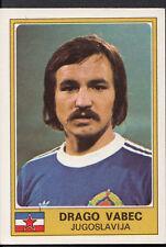 Football Sticker - Panini Euro Football 1976 - No 164 - Drago Vabec