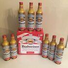 1 Budweiser Houston Rockets Limited Edition Aluminum Bottles