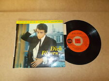 DICK RIVERS - EP FRENCH PATHE 616 / LISTEN - TEEN FRENCH POPCORN
