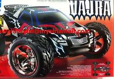 Tamiya 58497 1/10 R/C Vajra 4WD Racing Truck