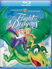 The Flight of Dragons (1982) New   Sealed   UK Compatible Region free Blu-ray