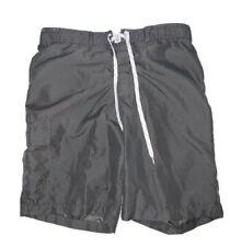 Merona Men Olive Green swim shorts Medium