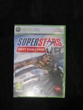 XBOX 360 : SUPERSTARS : NEXT CHALLENGE - Nuovo, sigillato, ITA !