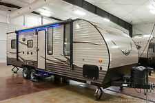 2017 Cherokee Grey Wolf Limited 22RR Lite Toy Hauler Travel Trailer Used Not New