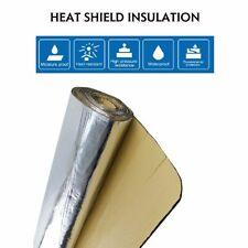 Heat Shield Insulation - Car Sound Deadener - Noise Control Dampening 25''x39''