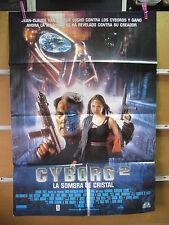 A4007 Cyborg 2: La sombra del cristal Elias Koteas,  Angelina Jolie,  Jack Palan