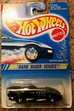 1995 Hot Wheels Dark Rider Series Splittin' Image Ii Autograph #297 B