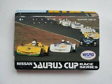 Phonecard - Sportscar - Nissan Nismo Saurus Cup