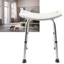 Badhocker Duschhocker Duschhilfemit Sicherheitsgriff Duschsitz Höhenverstellbar