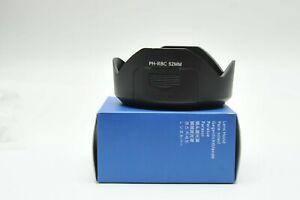 PH-RBC Flower Lens Hood For Pentax K5 K30 SMC DA 18-55MM F3.5-5.6 AL WR Lens