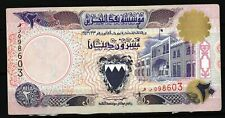 Bahrain Paper Money Bank Note 20 Dinars 1973 RARE to find Worth 53$US 50% off