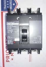 1  SQUARE D NEW POWER PACT QJL32150  3 POLE 150 AMP 240 VAC LUG IN BOTH ENDS