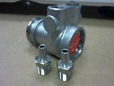 PROCON, PUMP, STAINLESS STEEL, 15 TO 140 GPH, 250 MAX PSI, 3/8 *BARB