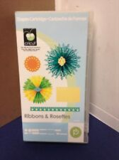 Cricut Cartridge - Ribbons & Rosettes - Gently Used - Complete