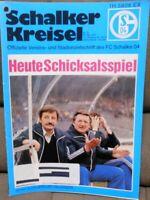 FC Schalke 04 Schalker Kreisel 26.05.1979 Bundesliga vs. Arminia Bielefeld /503