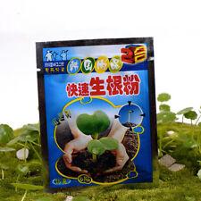 5Pcs Extra Fast Plant Rooting Powder Quick Growth Transplant Fertilizer Apt