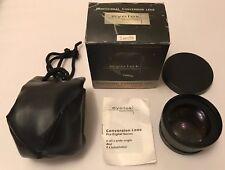 Eyetek Professional Conversion Lens 58mm Canon Minolta Nikon Olympus Sony, Boxed