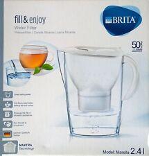 Brita Wasserfilter Marella Weiß 2,4 Liter inkl. 1 x Maxtra