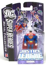DC Super Heroes Justice League Unlimited Metal Figures 6 Different to Collect