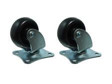 PK = 2/31mm plaque fixée Unique ROULETTE Chariot roulettes pivotantes robustes