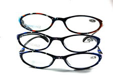 UV 0559 Lady Reading Glass Color Frame +175 3 for 1 price