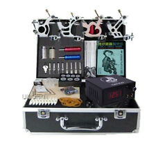New Quality Tattoo Complete Kit For Sale 4 Tattooing Machine Power Equipment Set