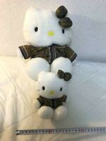 Hello Kitty Sanrio Stuffed Toy Singapore Airlines Limited Plush Doll(Set of 2)