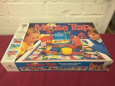 VINTAGE CLASSIC MOUSETRAP BOARD GAME BY MB GAMES 1996 100% Complete VGC!